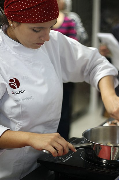 Chef Stephanie Mantovani (Foto: Cristiane Senna/Editora Globo)