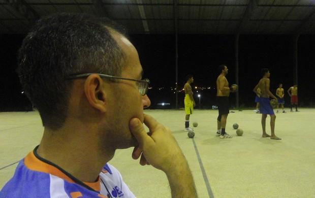 CAIC Balduíno Maculino (Foto: Josiel Martins/GLOBOESPORTE.COM)