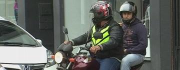 Decreto municipal limita número de mototaxistas  (Reprodução/ TV TEM)
