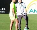 Técnico do Goiás diz que Léo Lima e Daniel Carvalho podem atuar juntos