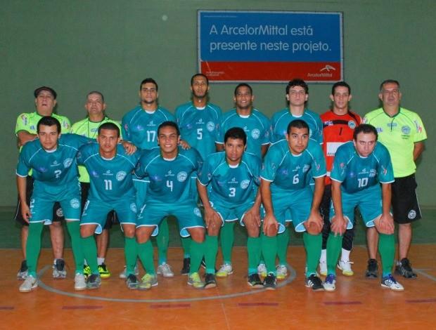 Jardim Limoeiro venceu o terceiro jogo seguido (Foto: Gilmar Nogueira/Jardim Limoeiro)