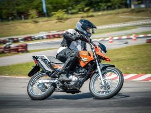 Yamaha XTZ Crosser 150 (Foto: Stephan Solon/Divulgação)