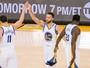 Mesmo sem Durant, Warriors arrasam e abrem 2 a 0 na série sobre Blazers