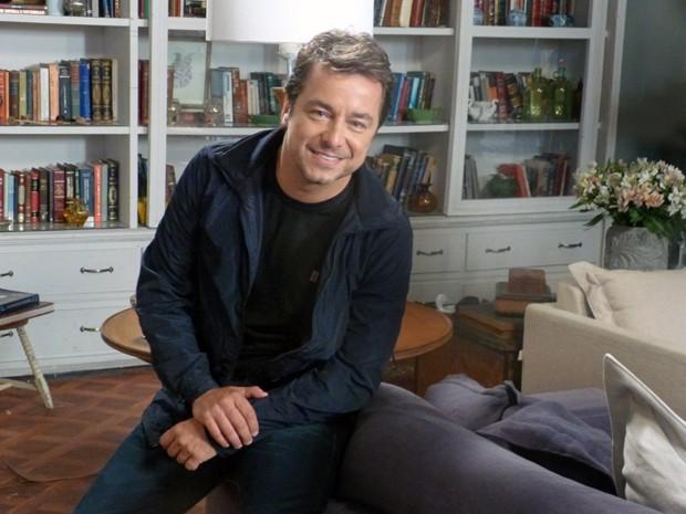 Carlos Vieira é irmão de Fernando Vieira, marido de Suzy Rêgo (Foto: Fabio Rosso/ Gshow)