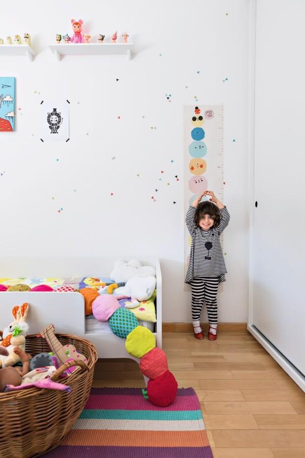 Quarto infantil (Foto: Lufe Gomes / Editora Globo)