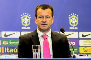dunga cbf coletiva seleção brasileira (Foto:  GLAUCON FERNANDES/ELEVEN/Agência Estado)