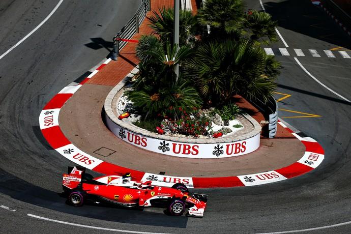 Kimi Raikkonen, treino de classificação, GP de Mônaco, Fórmula 1 (Foto: Getty Images)