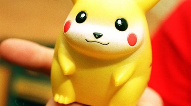 Pikachu: crianças adoram o personagem Pokémon  (Foto: Reprodução)