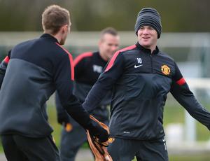 Wayne Rooney Manchester United (Foto: AFP)