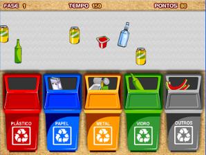 jogo da reciclagem