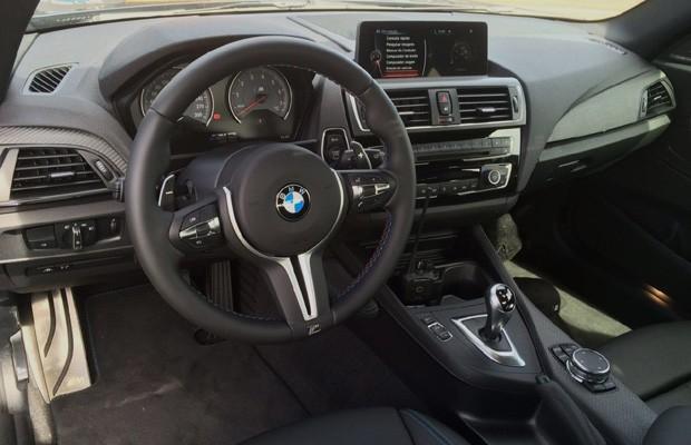 BMW M2 Coupé (Foto: Leandro Alvares)