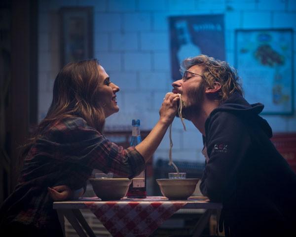 Daniel Furlan é seu par romântico na trama (Foto: Divulgação)