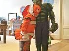 Gisele Bundchen posta foto dos filhos em clima de Halloween