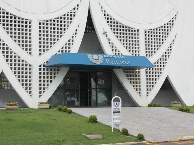 Unioeste tem sede em Cascavel, Foz do Iguaçu, Toledo, Marechal Cândido Rondon e Francisco Beltrão (Foto: Unioeste/Divulgação)