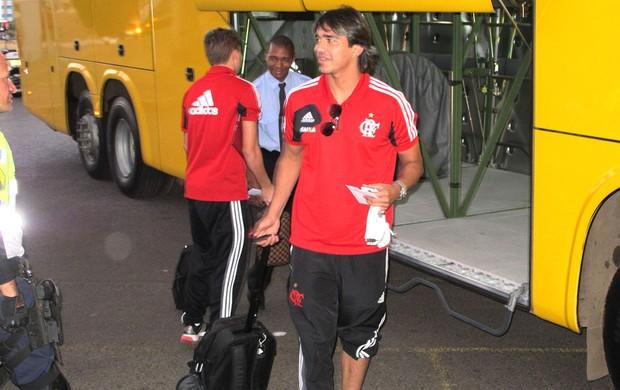 Marcelo Moreno Flamengo Brasilia  (Foto: Richard Souza)