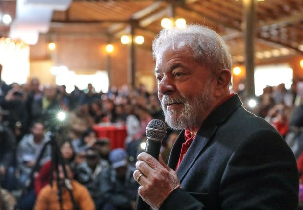 O ex-presidente Lula (Foto: Ricardo Stuckert/Fotos Públicas)