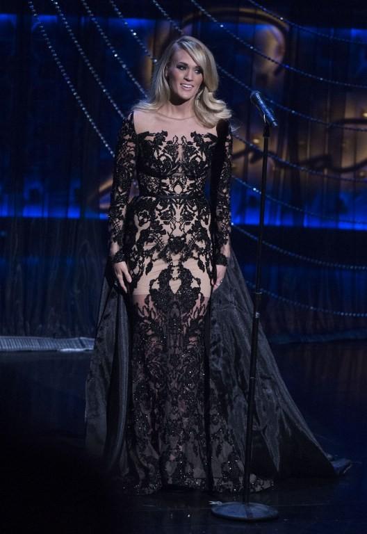 Carrie Underwood (Foto: AFP)