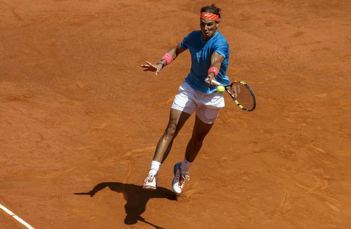Rafael Nadal vence Tomas Berdych Masters Madri (Foto: Reuters/Sergio Perez)