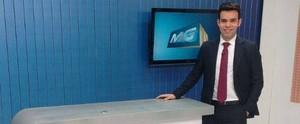 Candidatos a prefeito de Montes Claros são entrevistados na Inter TV (Taislaine Antunes/Inter TV)