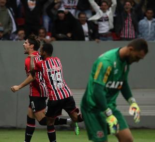 Vasco x São Paulo Alexandre Pato (Foto: André Borges/Frame/Estadão Conteúdo)