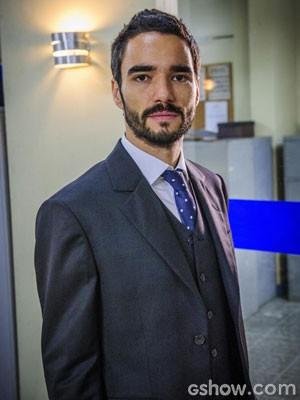 Caio Blat é José Pedro (Foto: Globo/Alex Carvalho)