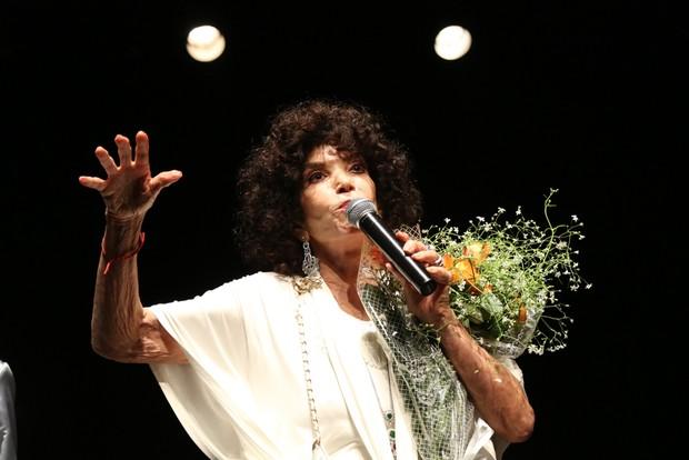 Lady Francisco (Foto: Roberto Filho/ Brazil News)