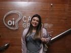 Preta Gil e Cris Vianna vão a estreia de peça de Paulo Gustavo no Rio