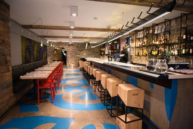 A Barcelona Que Fica No Canad Casa Vogue Restaurantes