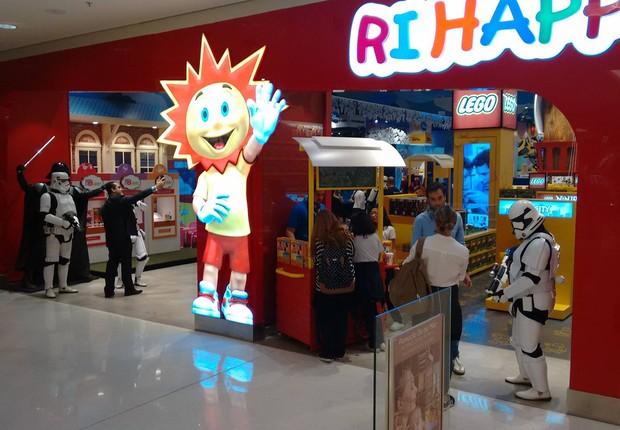 Loja Ri Happy Brinquedos (Foto: Reprodução/Facebook)