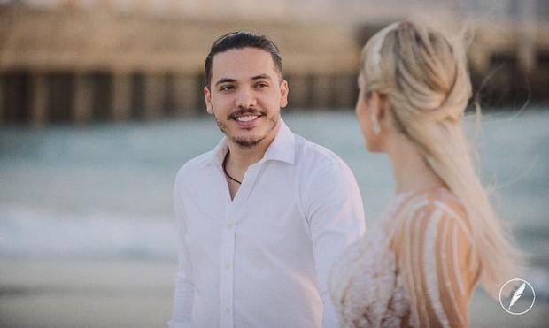 Thyane Dantas se declara a Wesley Safadão (Foto: Reprodução / Instagram)