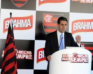 Alexandre Wrobel é o novo vice de futebol do Flamengo (Foto: Site oficial do Flamengo)