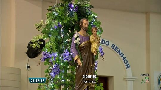 Dia de São José é celebrado com programação especial em Fortaleza
