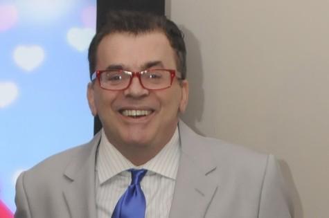 Walcyr Carrasco, autor de 'Amor à vida' (Foto: Bob Paulino/ TV Globo)