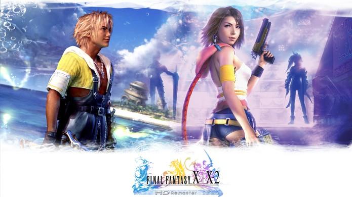 Tidus e Yuna retornam em Final Fantasy X / X-2 agora também para PC (Foto: Reprodução/Final Fantasy Wiki)