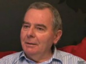 Sean Quinn perdeu sua fortuna em meio a crise financeira global (Foto: BBC)
