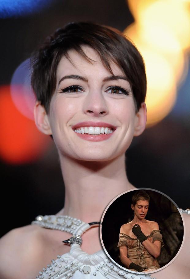 Anne Hathaway (Foto: Getty Images/ Reprodução)
