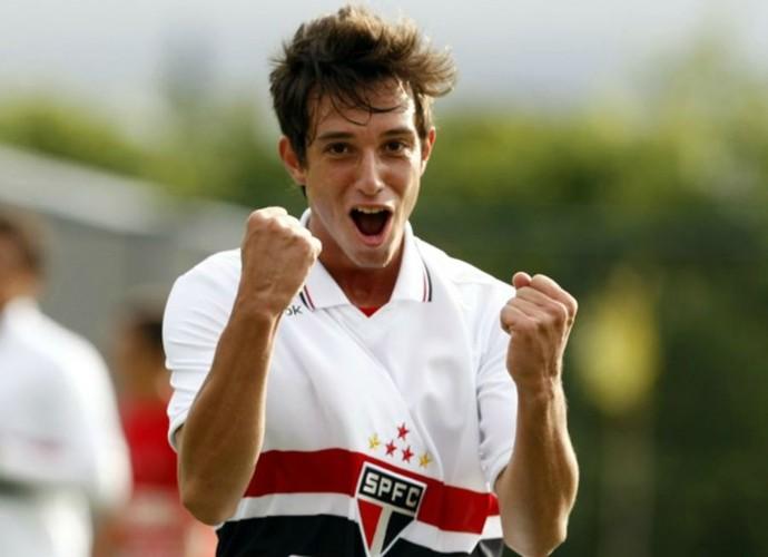 Mirray, meia-atacante, São Paulo, São Bento, Sorocaba (Foto: Rubens Chiri / saopaulofc.net)