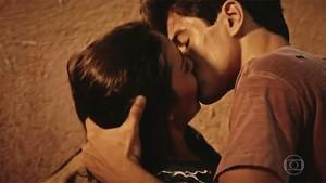 Olívia e Lucas vão retomar romance (Foto: TV Globo)