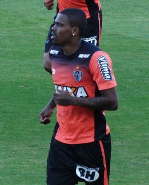 Maicosuel se destacou no minicoletivo comandado por Marcelo Oliveira (Foto: Maurício Paulucci)