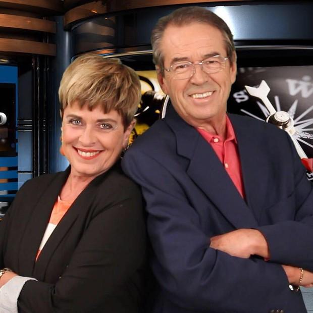 Eliakim de Araujo e Leila Cordeiro (Foto: Repositório Facebook)
