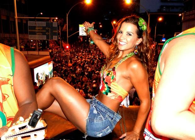 Renata Santos (Foto: Banda Saldanha/Divulgação)