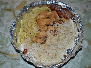 Pacientes dizem que estão comendo alimentos trazidos de casa  (Foto: Ismael Lima/ Arquivo pessoal)