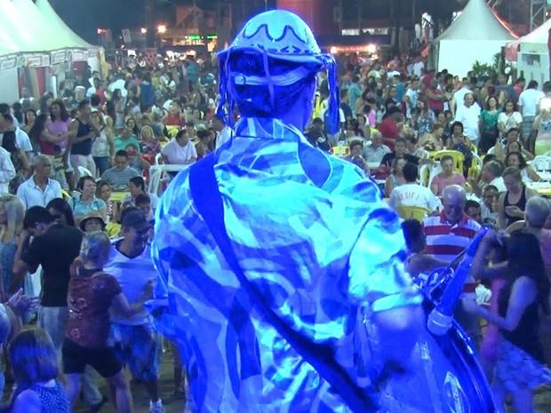 Festa Cidade Nordestina é atração em Bertioga, SP (Foto: Divulgação / Prefeitura de Bertioga)
