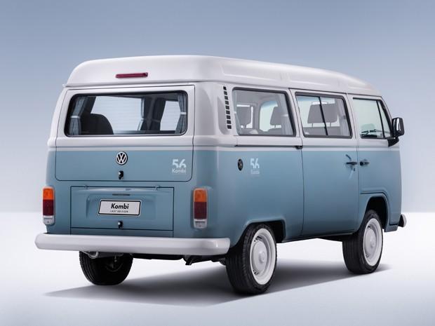 Volkswagen Kombi Last Edition (Foto: Divulgação)