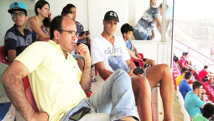 Rivaldo, Mogi Mirim (Foto: Marcelo Gotti/ Mogi Mirim)