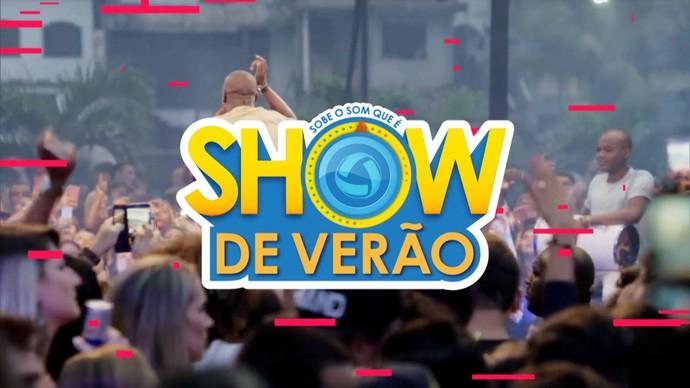 Show de Verão 2016 (Foto: TV Morena)