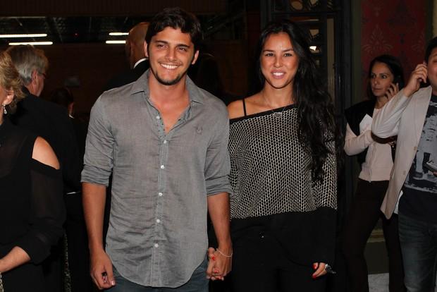 Bruno Gissoni e Yanna Lavigne (Foto: Manuela Scarpa e Marcos Ribas / Foto Rio News)