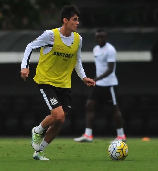 voltando (Ivan Storti/Santos FC)