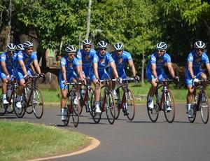 Equipe de ciclismo de Ribeirão Preto (Foto: Rafael Martinez / Top Comunicação)