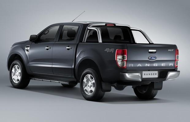 Ford Ranger (Foto: Divulgação)